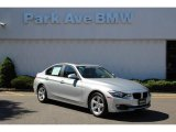 2014 Glacier Silver Metallic BMW 3 Series 328i xDrive Sedan #96758627