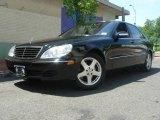 2004 Black Mercedes-Benz S 500 Sedan #9564741