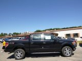 2014 Tuxedo Black Ford F150 STX SuperCab 4x4 #96758612