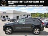 2014 Brilliant Black Crystal Pearl Jeep Grand Cherokee Limited 4x4 #96758691