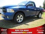 2014 Blue Streak Pearl Coat Ram 1500 Tradesman Regular Cab #96758752