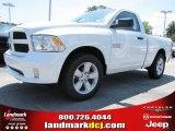 2014 Bright White Ram 1500 Tradesman Regular Cab #96758750