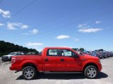 2014 Race Red Ford F150 STX SuperCrew 4x4 #96758602