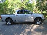 2009 Bright Silver Metallic Dodge Ram 1500 Laramie Crew Cab 4x4 #96759131