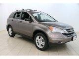 2011 Urban Titanium Metallic Honda CR-V EX 4WD #96759038
