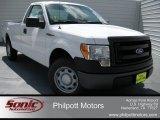 2014 Oxford White Ford F150 XL Regular Cab #96758924