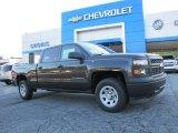 2014 Tungsten Metallic Chevrolet Silverado 1500 WT Crew Cab #96805412