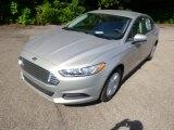 2015 Ford Fusion Tectonic Silver Metallic