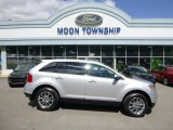 2014 Ingot Silver Ford Edge Limited AWD #96805196