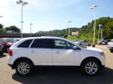 2014 White Platinum Ford Edge Limited AWD #96805094