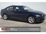 2014 Imperial Blue Metallic BMW 3 Series 328i xDrive Sedan #96805368