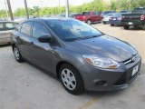 2014 Sterling Gray Ford Focus S Sedan #96805040