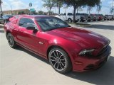 2014 Ruby Red Ford Mustang GT Coupe #96805038