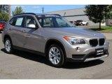 2014 Cashmere Silver Metallic BMW X1 xDrive28i #96805026