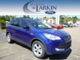 2014 Deep Impact Blue Ford Escape SE 2.0L EcoBoost 4WD #96805137