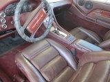 Porsche 928 Interiors