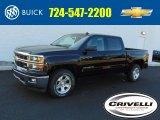 2014 Tungsten Metallic Chevrolet Silverado 1500 LT Z71 Crew Cab 4x4 #96851053
