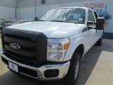 2015 Oxford White Ford F250 Super Duty XL Crew Cab 4x4 #96850908