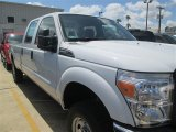 2015 Oxford White Ford F250 Super Duty XL Crew Cab 4x4 #96850907