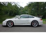 2011 Porsche 911 Carrara White/White Gold Metallic