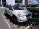 2011 Super White Toyota RAV4 I4 4WD #96911115