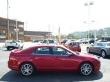 2011 Red Candy Metallic Ford Fusion SEL #96911356
