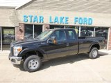2015 Tuxedo Black Ford F250 Super Duty XL Super Cab 4x4 #96911628