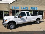 2015 Oxford White Ford F250 Super Duty XL Super Cab 4x4 #96911626