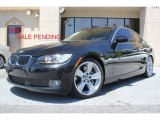 2008 Jet Black BMW 3 Series 335i Coupe #96911430