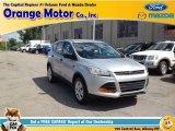2013 Ingot Silver Metallic Ford Escape S #96911429