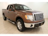 2012 Golden Bronze Metallic Ford F150 XLT SuperCab 4x4 #96911577