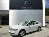 2008 White Suede Lincoln MKZ AWD Sedan #96953744