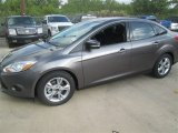 2014 Sterling Gray Ford Focus SE Sedan #96953607