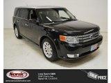 2010 Tuxedo Black Ford Flex SEL #96953901