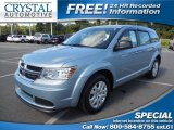 2013 Winter Chill Pearl Dodge Journey SE #96954072