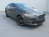 2015 Magnetic Metallic Ford Fusion SE #96953884