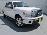 2014 White Platinum Ford F150 Lariat SuperCrew #96953880