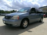 2007 Windveil Blue Metallic Ford Freestar SEL #96997776