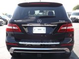 Mercedes-Benz ML 2015 Badges and Logos
