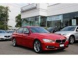 2014 Melbourne Red Metallic BMW 3 Series 328i xDrive Sedan #96997576