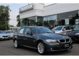 2011 Tasman Green Metallic BMW 3 Series 328i xDrive Sedan #96997570