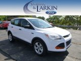 2014 Oxford White Ford Escape S #96997748