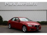 Melbourne Red Metallic BMW 3 Series in 2014