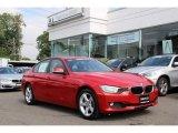 2014 Melbourne Red Metallic BMW 3 Series 328i xDrive Sedan #96997560