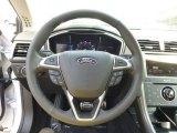 2015 Ford Fusion Titanium Steering Wheel