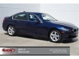 2015 Imperial Blue Metallic BMW 3 Series 328i Sedan #96997909