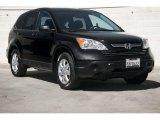 2007 Nighthawk Black Pearl Honda CR-V EX #97046562