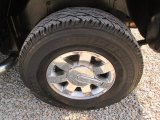 Hummer H3 2008 Wheels and Tires