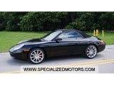 1999 Black Porsche 911 Carrera Cabriolet #97046763