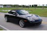 1999 Porsche 911 Black
